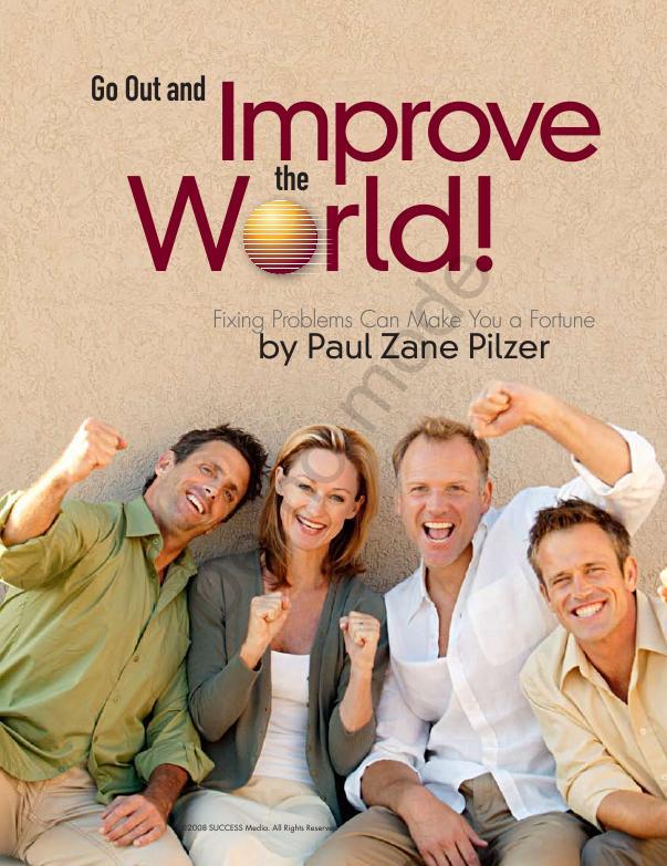 paul zane pilzer books pdf